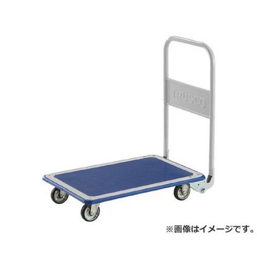 TRUSCO ドンキーカート 折りたたみ式ワイドハンドル740×480 WD150N [r20][s9-910]