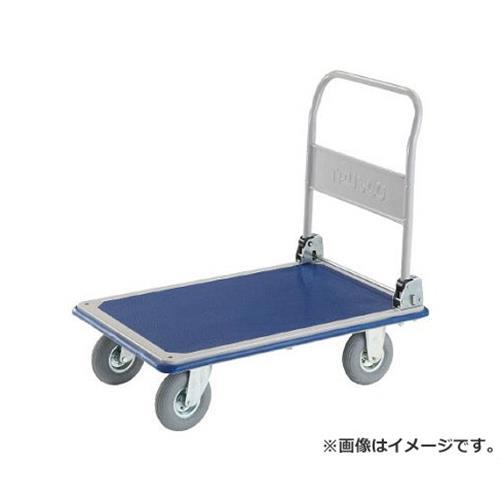 TRUSCO ドンキーカート 折りたたみ式空気入タイヤ915×615 301NAR [r20][s9-920]