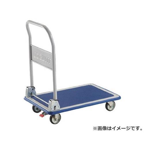 TRUSCO ドンキーカート 折りたたみ式740×480 S付 101NS [r20][s9-910]