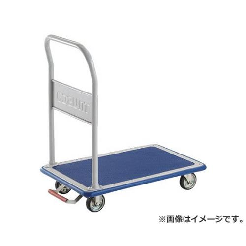 TRUSCO ドンキーカート 固定式740×480 ピン式固定車S付 108NKB [r20][s9-910]
