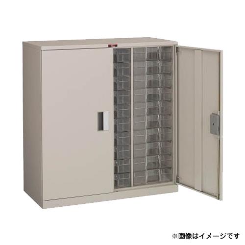 TRUSCO カタログケース 両開 深型3列10段 825X395XH880 A3C10D [r22]