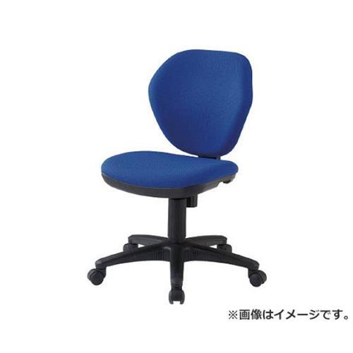 TRUSCO オフィスチェア 青 T10B [r20][s9-910]