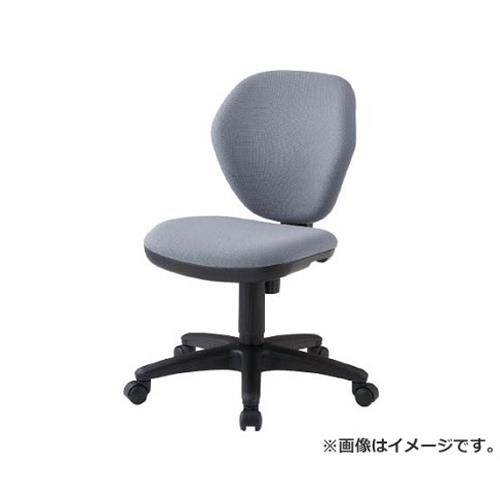 TRUSCO オフィスチェア グレー T10GY [r20][s9-910]