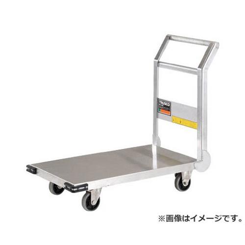 TRUSCO ステンレス鋼板製運搬車 固定式 800X450 SHS3 [r20][s9-940]