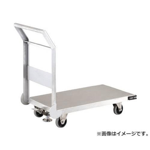 TRUSCO ステンレス鋼板製運搬車 固定式 800X450 S付 SHS3S [r20][s9-940]