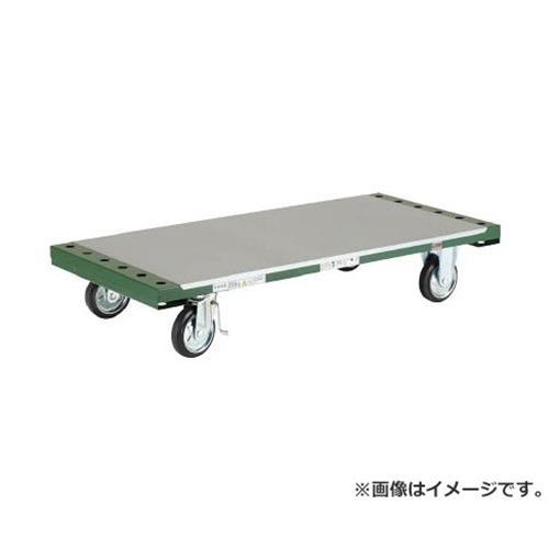 TRUSCO 長尺用運搬車 平台車型 1300X602 TDPT250 [r20][s9-832]