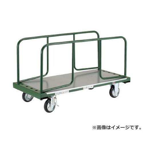 TRUSCO 長尺用運搬車 サイドハンドルH600型 1300X602 TDPT25062 [r20][s9-832]