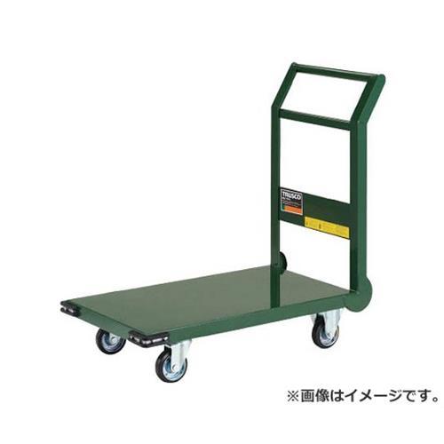 TRUSCO 鋼鉄製運搬車 導電性 800X450 GN SH3NEGN [r20][s9-920]