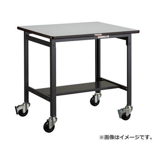 TRUSCO EWR型作業台 900X750 φ100キャスター付 EWR0975C100 [r20][s9-920]