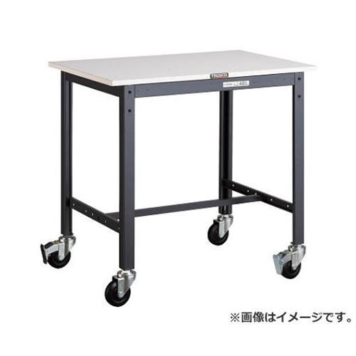 TRUSCO LEWP型作業台 900X600 φ100キャスター付 LEWP0960C100