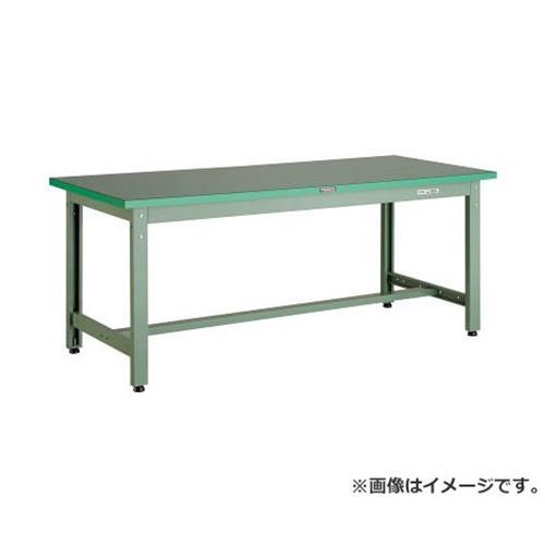 TRUSCO ビニールマット張りGWP型作業台 1800X750 GWP1875E2 [r21][s9-930]