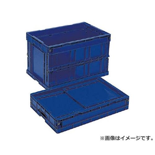 リス 折りたたみコンテナCB-S175C ダークブルー CBS175C (DB) [r20][s9-910]