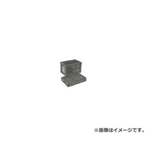 リス 折りたたみコンテナCB-S175C グレー CBS175C (GY) [r20][s9-920]