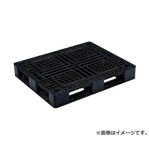 リス パレットJ-D4・1109 片面四方差 黒 JD41109 (BK) [r20][s9-910]