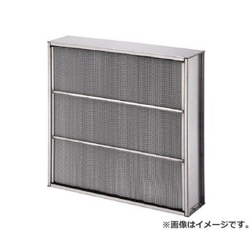 日本無機 耐熱250℃多風量HEPAフィルタ 610X610X150 ATMCH28QFS4 [r20][s9-940]