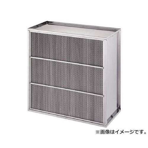 日本無機 耐熱350℃多風量HEPAフィルタ 610X610X150 ATMCU24QFS4 [r20][s9-940]