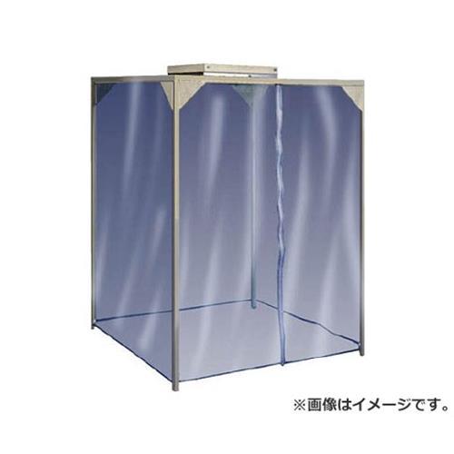 日本無機 簡易クリーンブース PFB15151L1 [r20][s9-940]