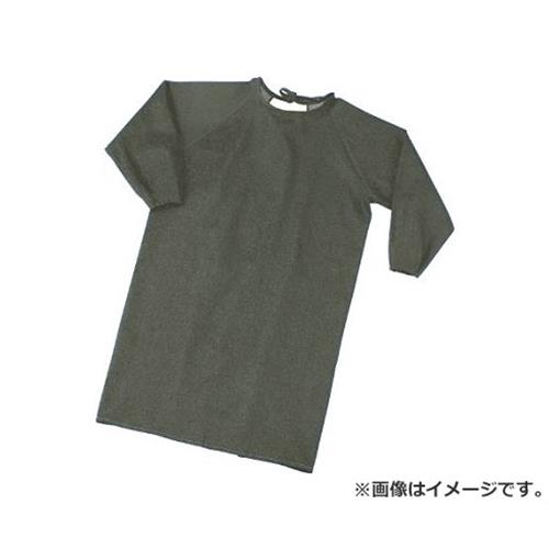 TRUSCO パイク溶接保護具 袖付前掛け Lサイズ PYRSMKL [r20][s9-910]