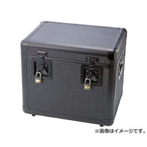 TRUSCO 万能アルミ保管箱 黒 480X360X410 TAC480BK [r20][s9-910]