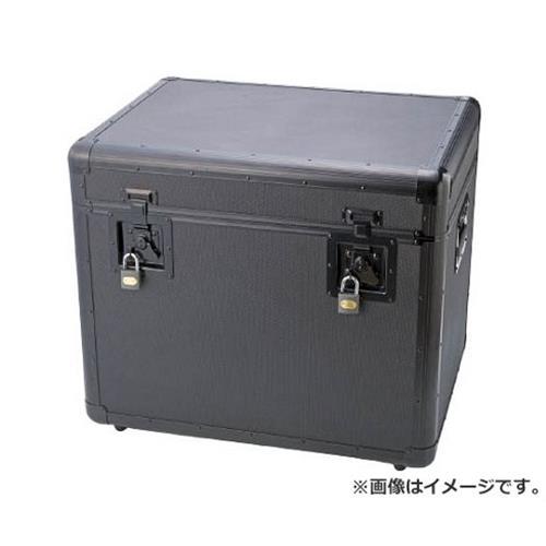 TRUSCO 万能アルミ保管箱 黒 610X457X508 TAC610BK [r20][s9-910]