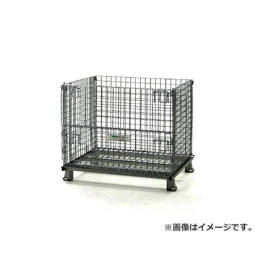 TRUSCO ネットパレット普及型 800X1000X850 1500kg T0810GN [r20][s9-910]