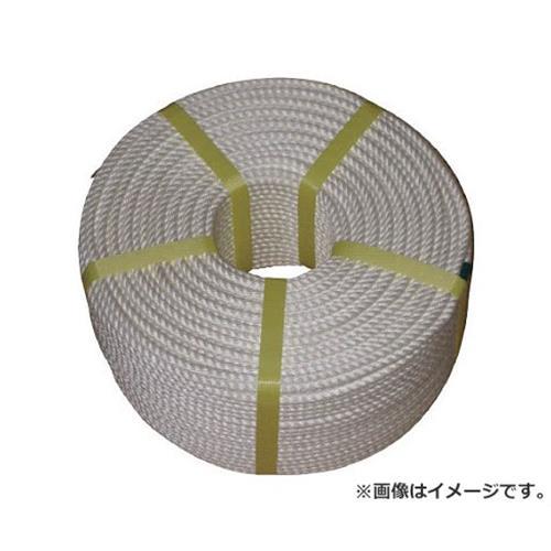 高木 JISビニロンロープ 6.0mm×200m 367324 [r20][s9-910]