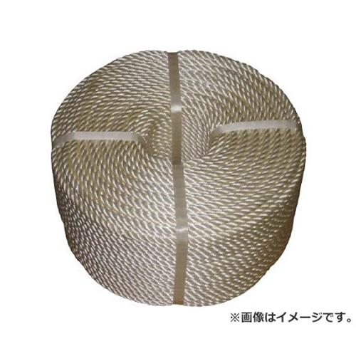 高木 JISナイロンロープ 9.0mm×200m 367405 [r20][s9-920]