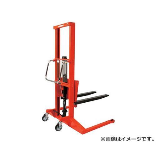 TRUSCO コゾウリフター 400kg フォーク式 H80-1500 BENH40015W [r20][s9-910], 那珂郡:d4965aef --- s373.jp