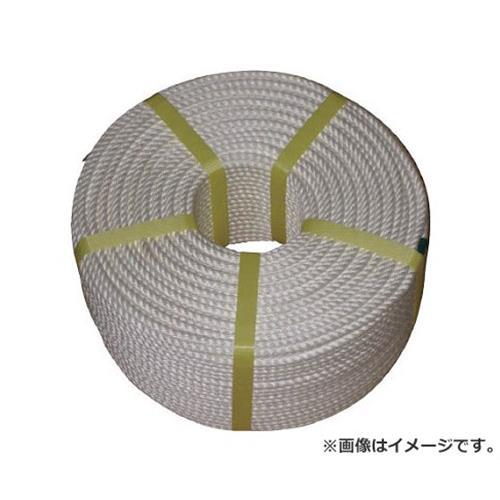 高木 JISビニロンロープ 9.0mm×200m 367327 [r20][s9-910]