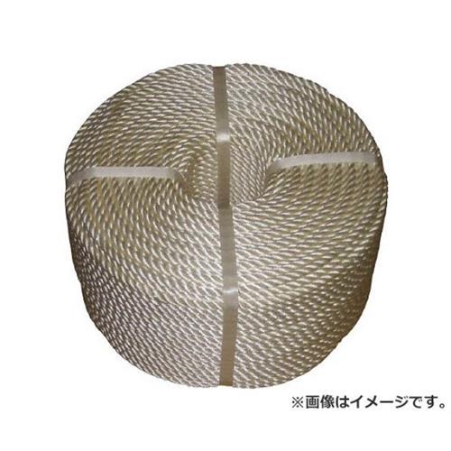 高木 JISナイロンロープ 12.0mm×200m 367407 [r20][s9-930]