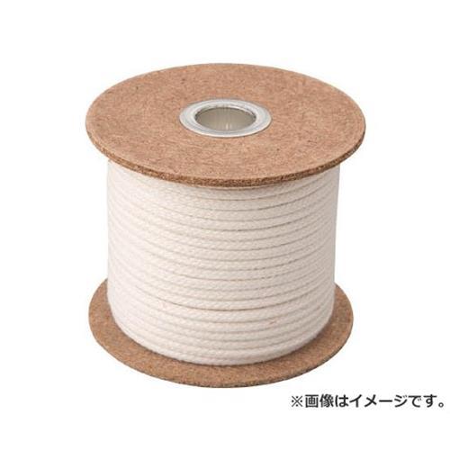 TRUSCO 難燃ロープ6mmX30m TRNR630B [r20][s9-910]