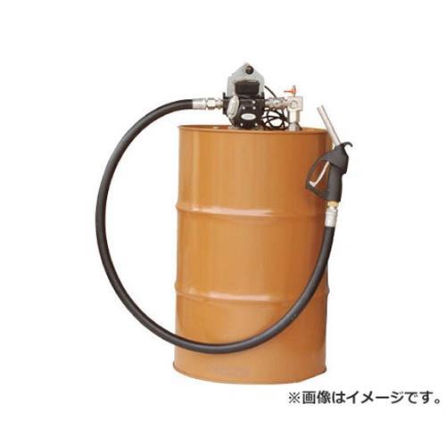 美品  EVPD56100 アクアシステム 電動ドラムポンプ(100V) 灯油・軽油 [r20][s9-940]:ミナト電機工業-DIY・工具
