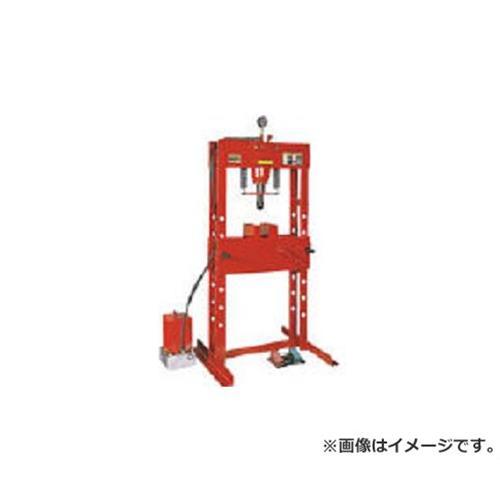 マサダ 電動式門型プレス(フートスイッチ) 15TON MHP15E4A [r22]