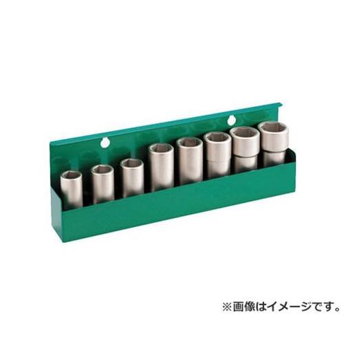 TONE インパクト用ロングソケットセット(壁掛式) 8pcs NV608 [r20][s9-910]