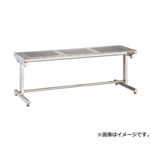 TRUSCO SUS304パンチングクリーンベンチ W1200 CBP1200 [r20][s9-930]
