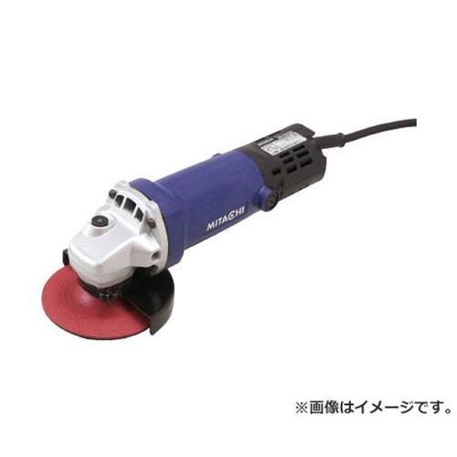ミタチ ディスクグラインダ 二重絶縁 MG100XAD 200V MG100XAD200V [r20][s9-910]
