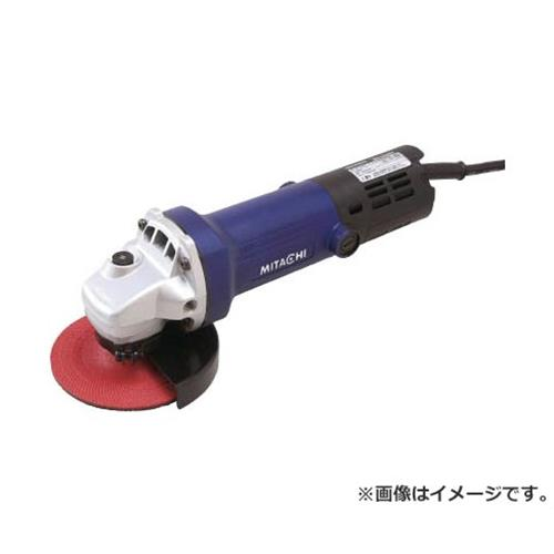 ミタチ ディスクグラインダ 二重絶縁 MG100AD1 200V MG100AD1200V [r20][s9-910]