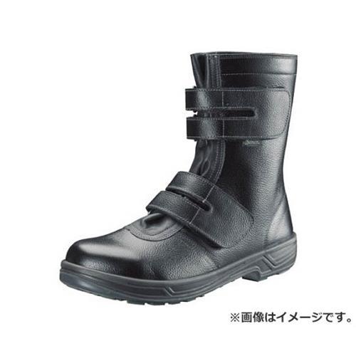 シモン 安全靴 長編上靴マジック式 SS38黒 26.5cm SS3826.5 [r20][s9-910]