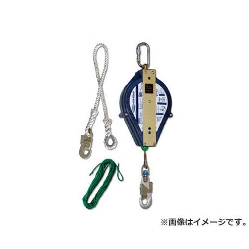 ツヨロン ウルトラロック15メートル 台付・引寄ロープ付 UL15SBX [r20][s9-910]