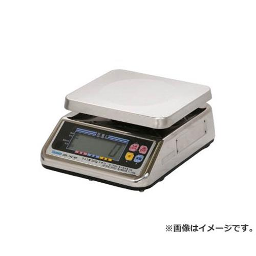 ヤマト 完全防水形デジタル上皿自動はかり UDS-1V2-WP-15 15kg UDS1V2WP15 [r20][s9-920]