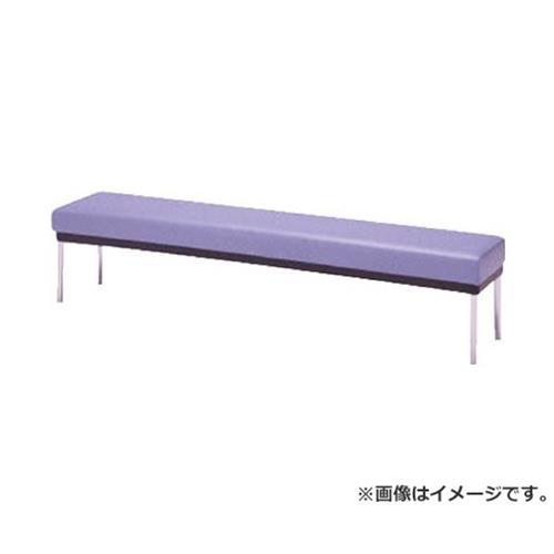 ミズノ ロビーチェア 背無し 青 MC3500 (B) [r20][s9-831]