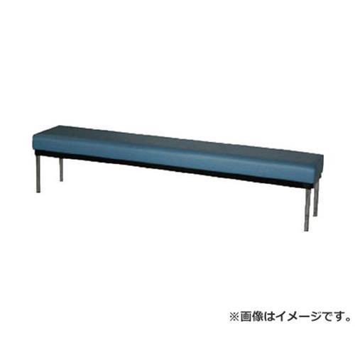 ミズノ ロビーチェア 背無し 青 MC3800 (B) [r20][s9-831]