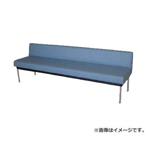 ミズノ ロビーチェア 背付き 青 MC7A (B) [r20][s9-920]