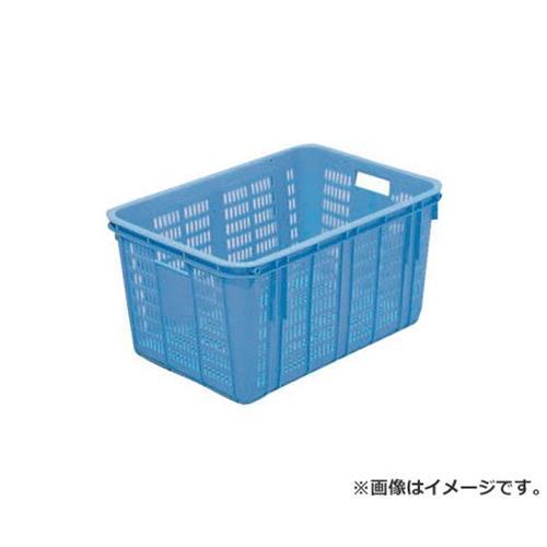 リス プラスケットNo.1500本体 145L 青 NO1500 (B) [r20][s9-910]