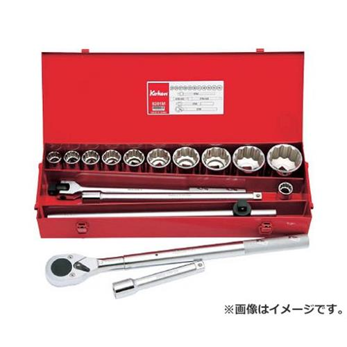 注文割引 ソケットセット 6201M [r20][s9-930]:ミナト電機工業 コーケン-DIY・工具
