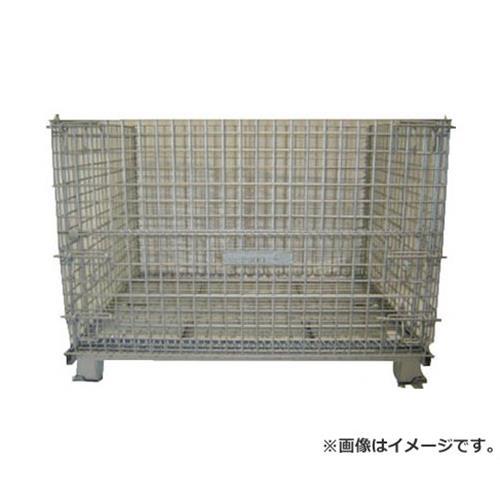 テイモー ボックスパレット標準型 1000×1200×895 2000kg 1012 [r22]