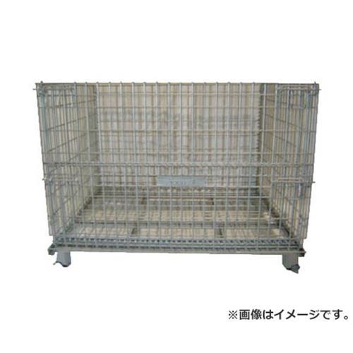 テイモー ボックスパレット標準型 1000×1200×890 1000kg 1012L [r22]