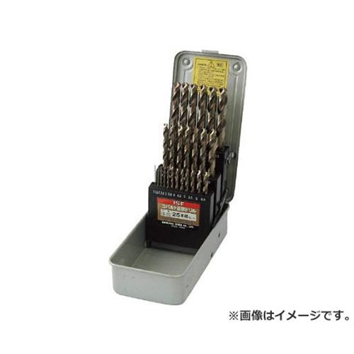 IS コバルト正宗ドリル 25本組セット COD25S 25本入 [r20][s9-920]