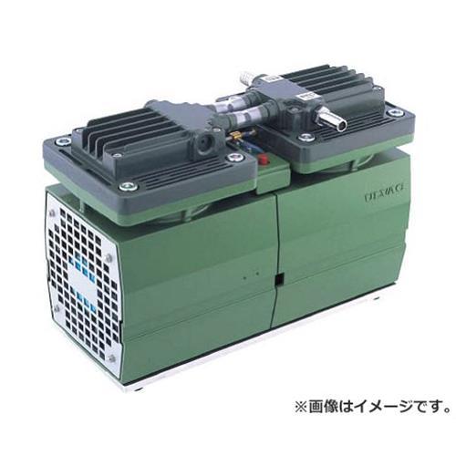 ULVAC ダイアフラム型ドライ真空ポンプ 100V DA120S [r20][s9-910]