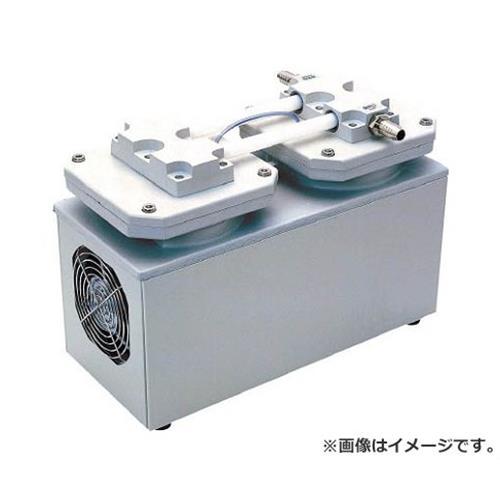 ULVAC ダイアフラム型ドライ真空ポンプ 100V DA241S [r20][s9-910]